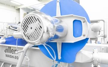 V2A Motor für Gebläse